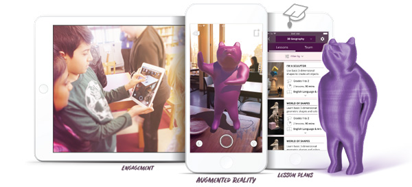 An example of digital storytellng by creating a toy bear indoors.