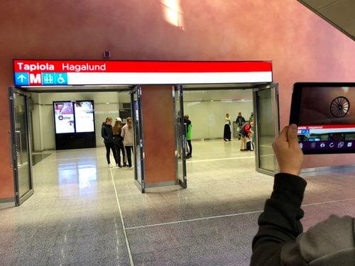 Tapiola Hagalund Hall