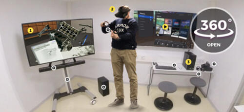 Immersive-space-360
