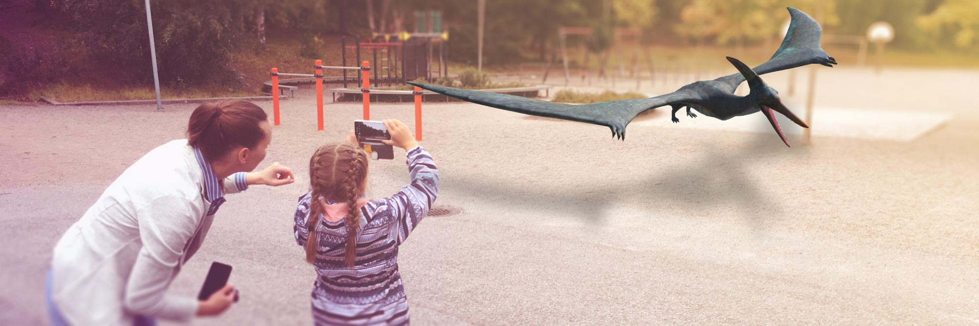 3DBear - Creative Storytelling in Augmented Reality (AR)