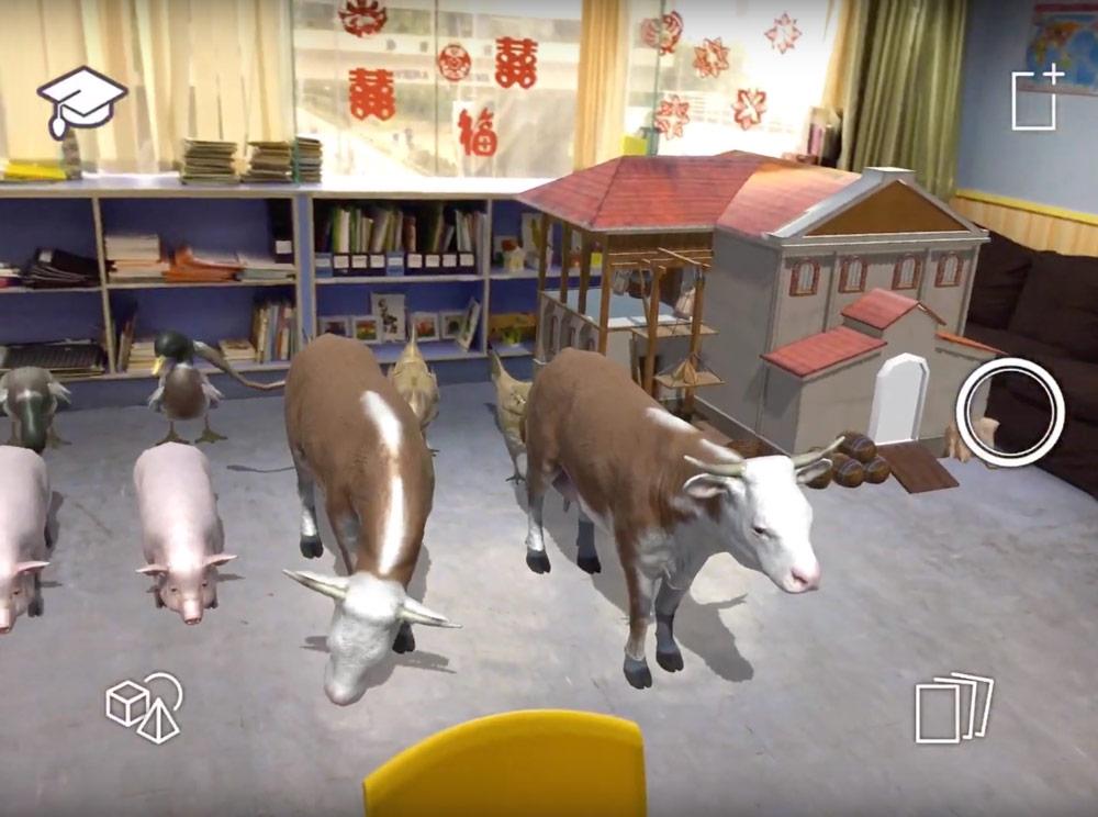 Using 3DBear for digital storytelling