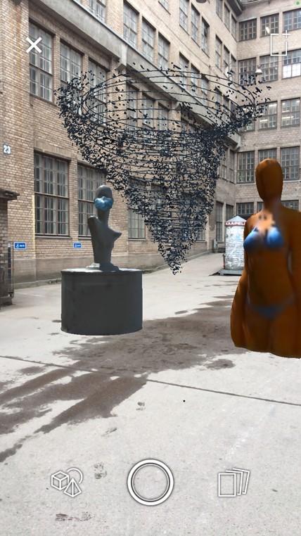 Kansainvälinen projekti taideoppilaitosten välillä toteutui virtuaalisesti